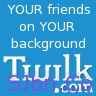 Twilk Twitter Background Logo