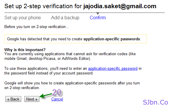 Google 2-step verification - Why is this important