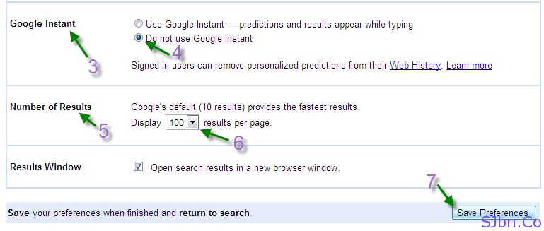 how to go to google settings page