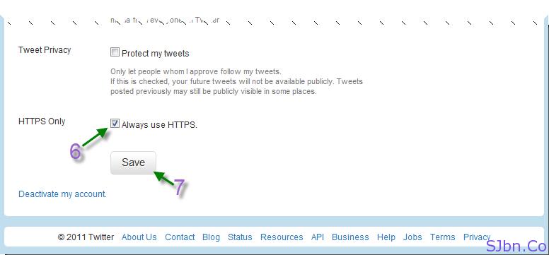 Always use HTTPS
