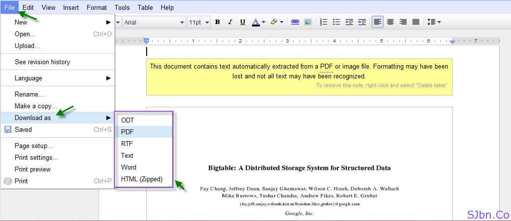 want to edit pdf file