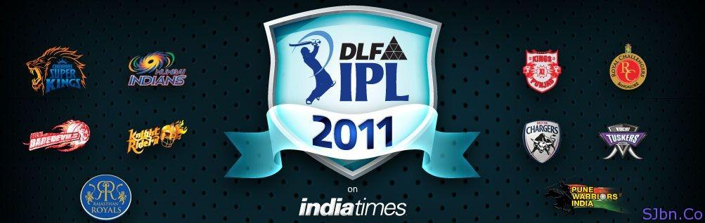 DLF IPL T-20 2011