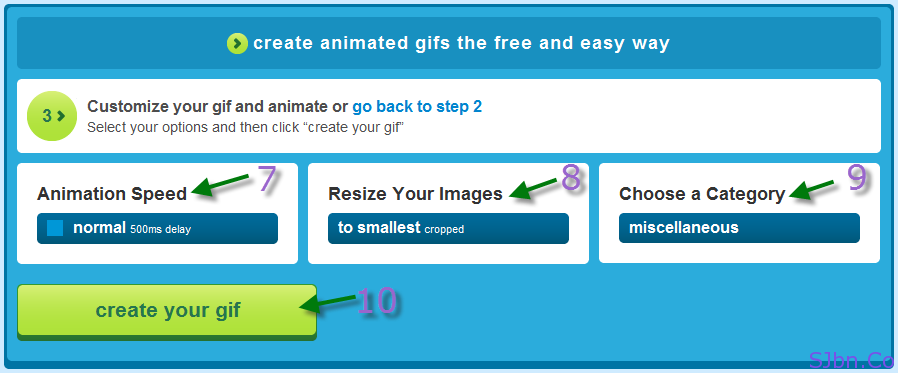 create animated gifs the free and easy way
