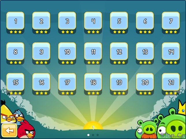 Angry Birds - All Level unlocked