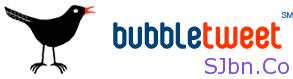 BubbleTweet logo