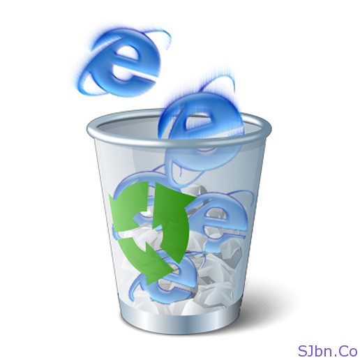 Throw Internet Explorer 6 In Recycle Bin