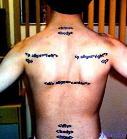 HTML Tag On Body - 5