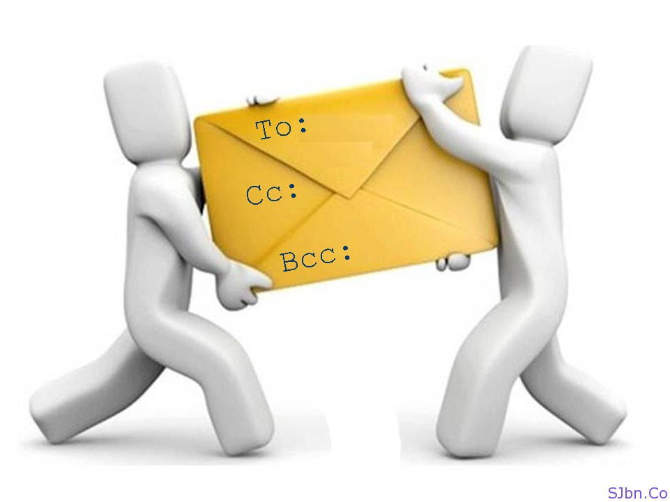 To Cc Bcc In Email