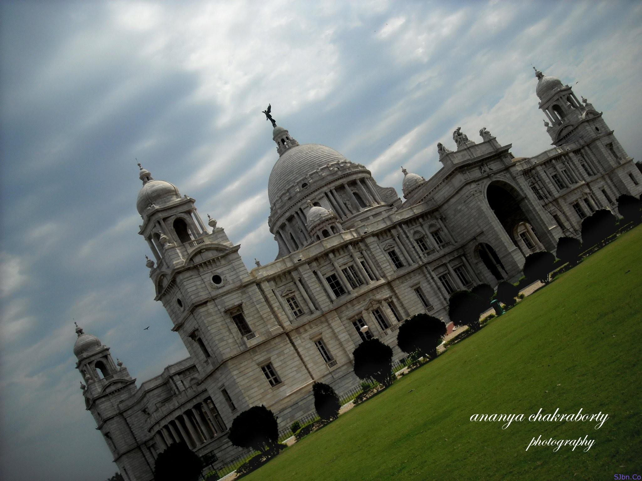 Victoria Memorial image by Ananya Chakraborty