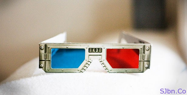Stylish 3D Glasses