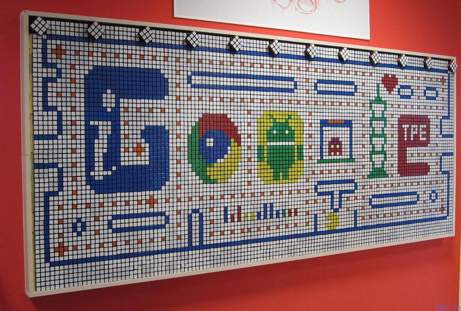 Rubik's Cubes Galore - Taipei
