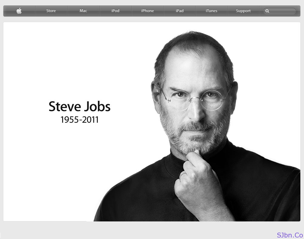 Apple - Steve Jobs (1955 - 2011)