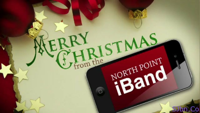 Merry Christmas from the NORTH POINT iBand