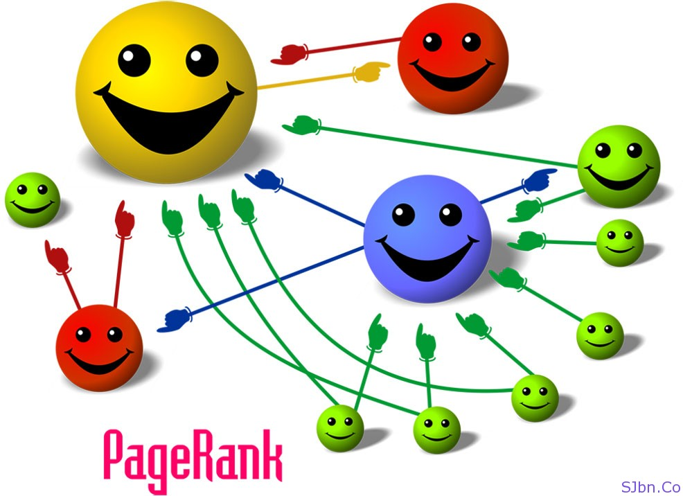 Google PageRank Cartoon