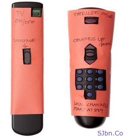 Using Complex TV Remote Is Now Become Easy To Use
