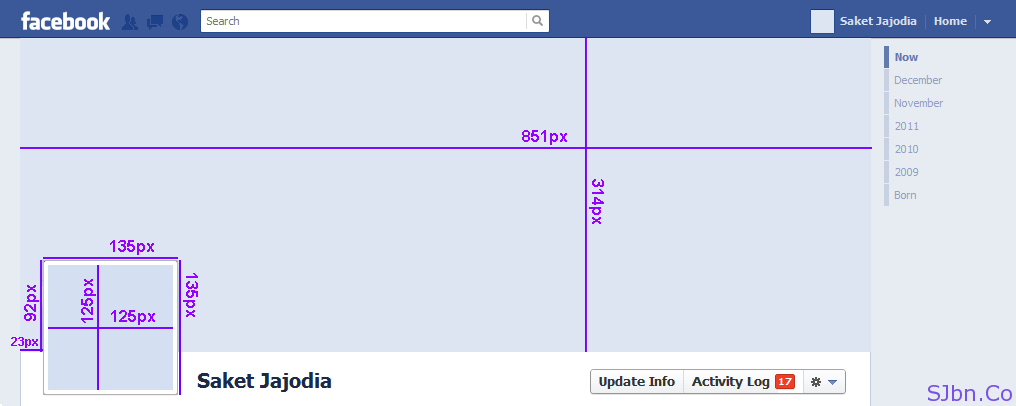 size of facebook cover photo
