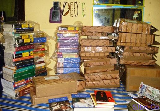 FlipKart Book Delivery