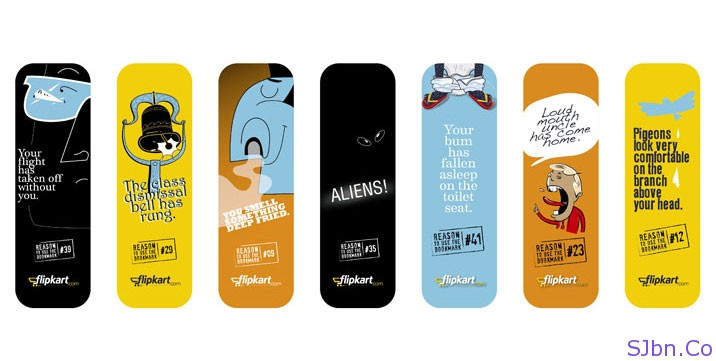FlipKart Bookmark