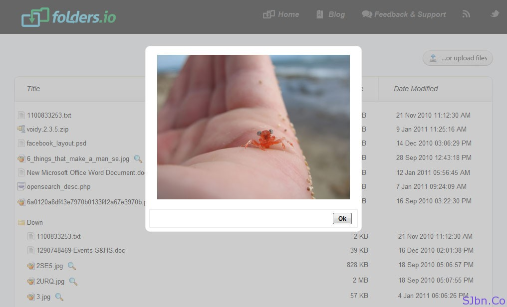Folders.IO File (Image) Viewer