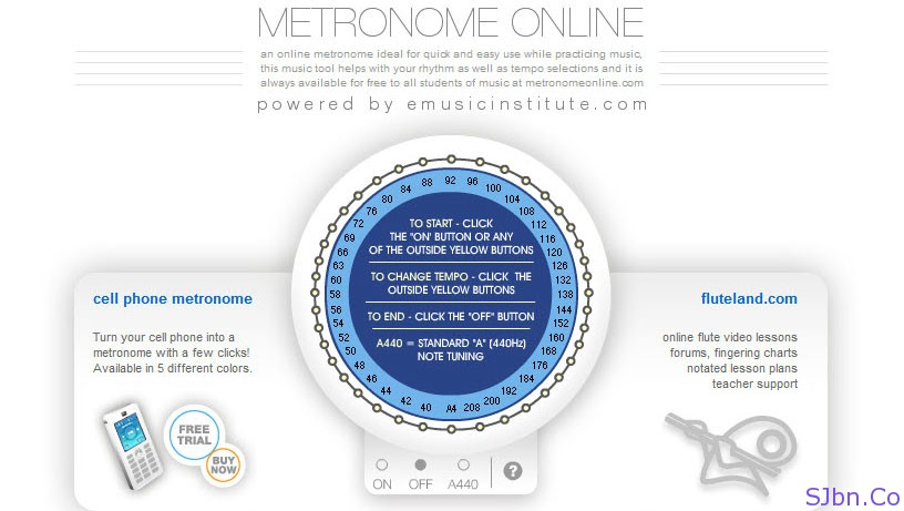 MetronomeOnline