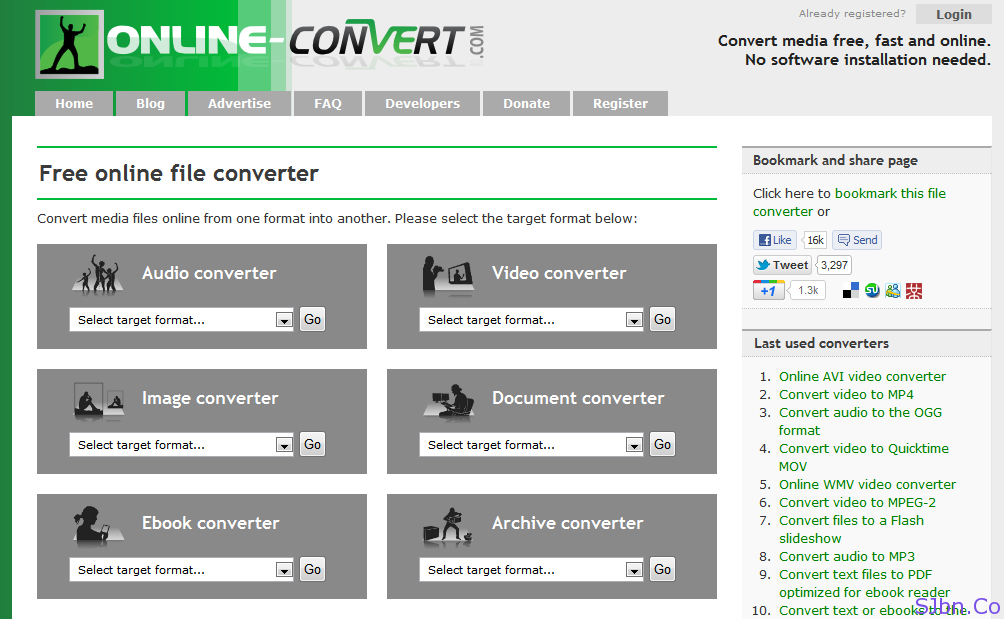 Online-Convert.com - Convert Any File You Want