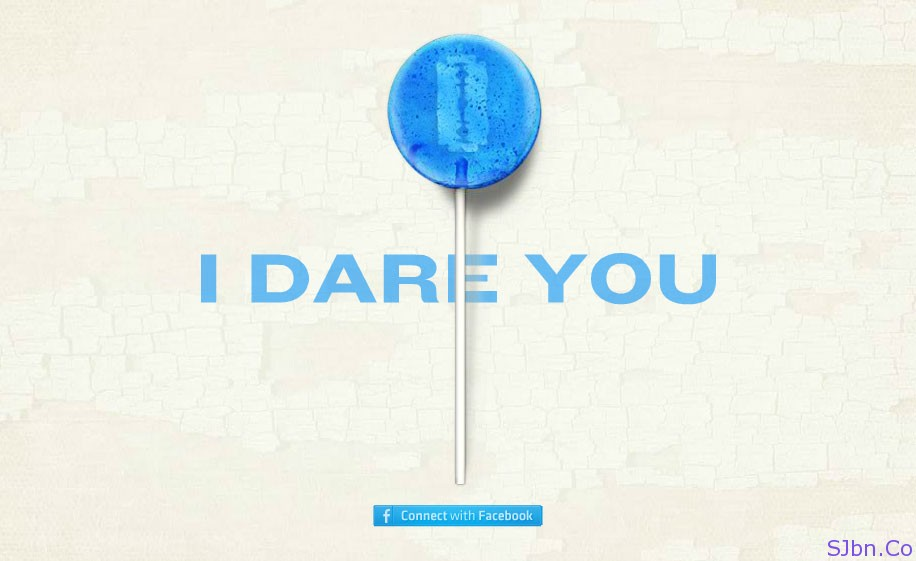 I DARE YOU - Take This Lollipop