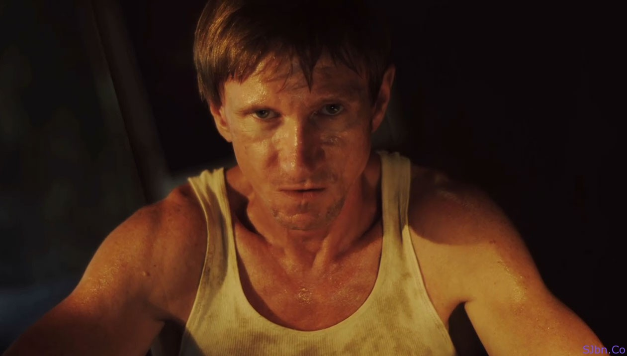Scary Stalker (Role Played by Bill Oberst Jr.)