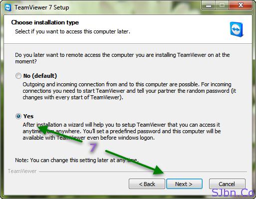 TeamViewer - Yes