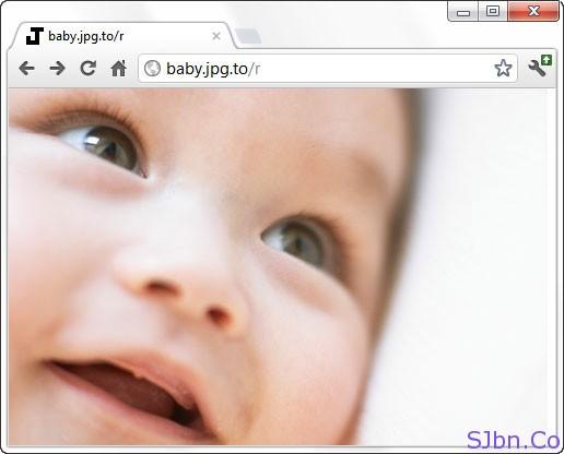 Smiling Baby Image Via JPG.TO